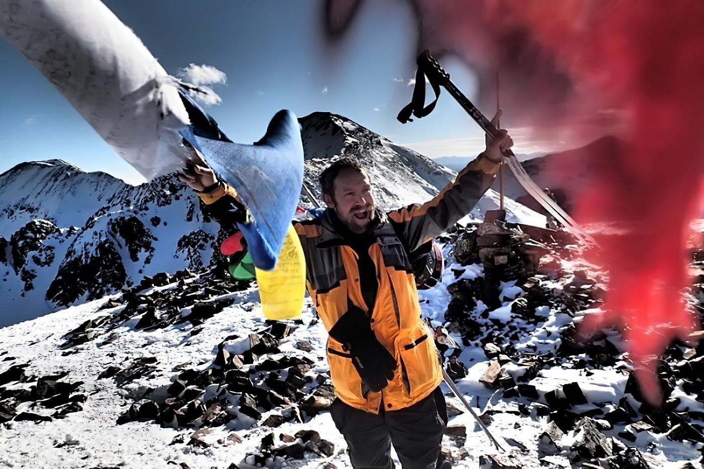 Sport Norvège, Randonnée sur Glacier