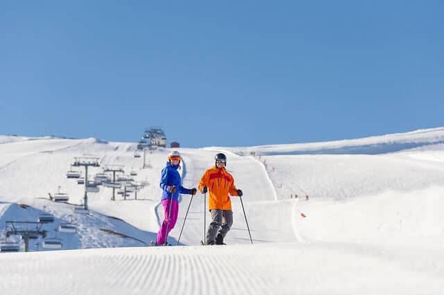Sport Norvège, Ski