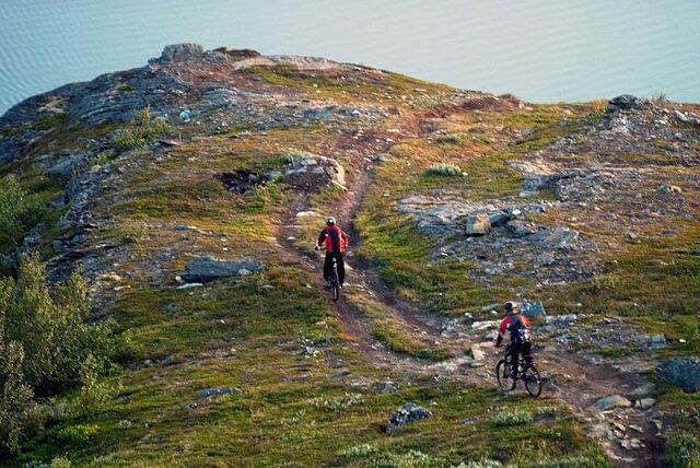 Sport Norvège, vélo, VTT