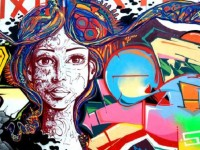 Street art carioca, rio, visite
