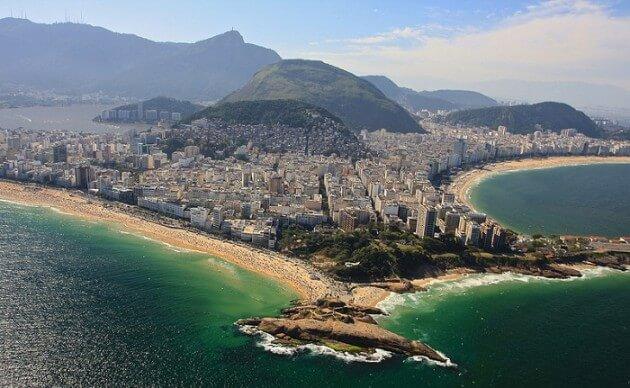 Survolez Rio de Janeiro en hélicoptère