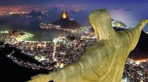 Visiter le Christ Redempteur, Rio de Janeiro