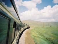 Voyage en train, Transsibérien