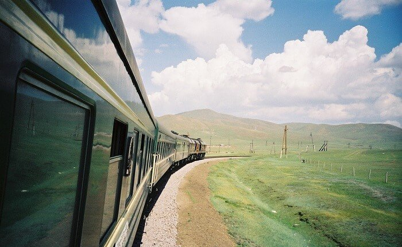 5 bonnes raisons d'embarquer à bord du transsibérien