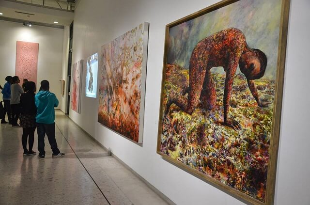 Wits Art Museum, Johannesburg