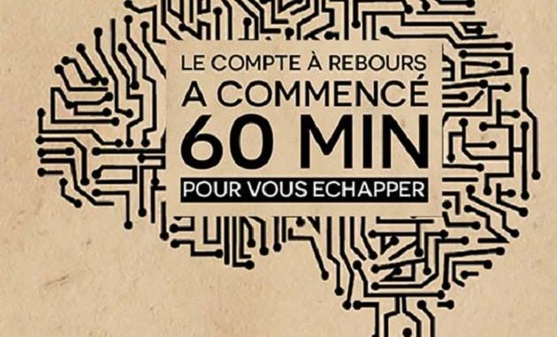 Xcape-Room, jeu d'évasion grandeur nature à Montpellier