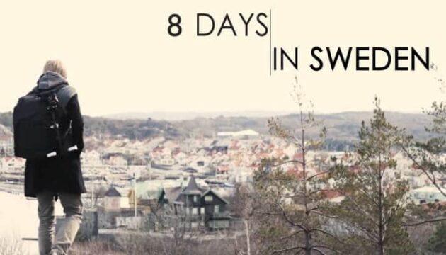 «8 days in Sweden», la vidéo qui donne envie de partir explorer la Suède