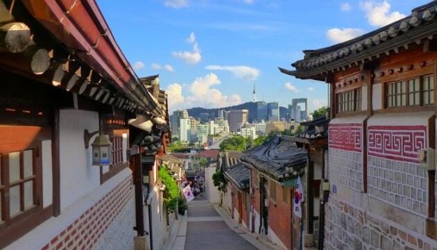Visite de Séoul par quartier