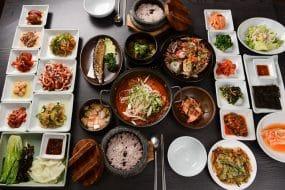 Spécialités coréennes