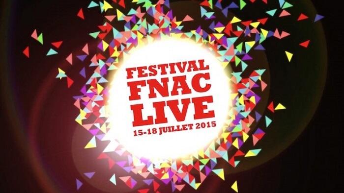Fnac Live: la programmation complète du festival gratuit