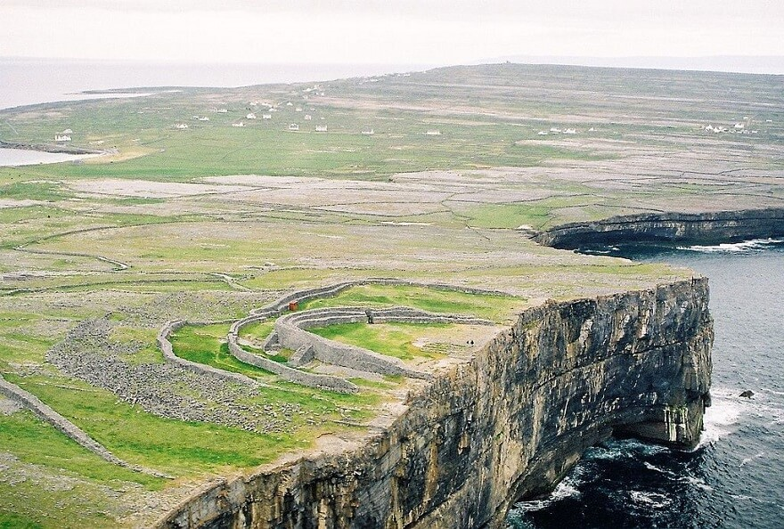 Fort Dun Aengus, îles Aran, Irlande