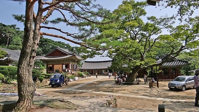 incheon jeongdeungsa temple