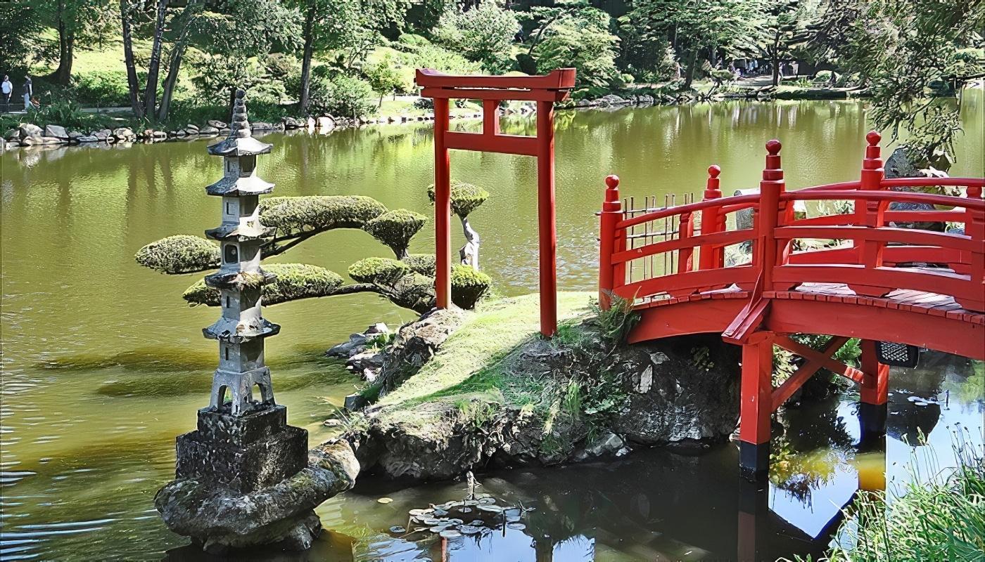 Parc de Maulévrier: le plus grand parc japonais en Europe