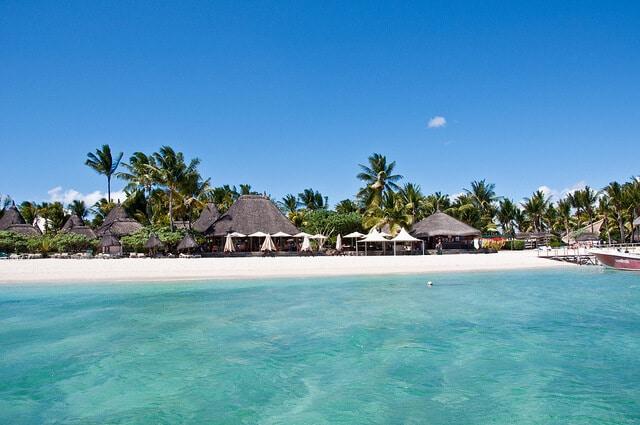 Plage île Maurice