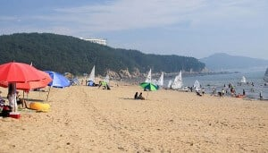 Plage Incheon