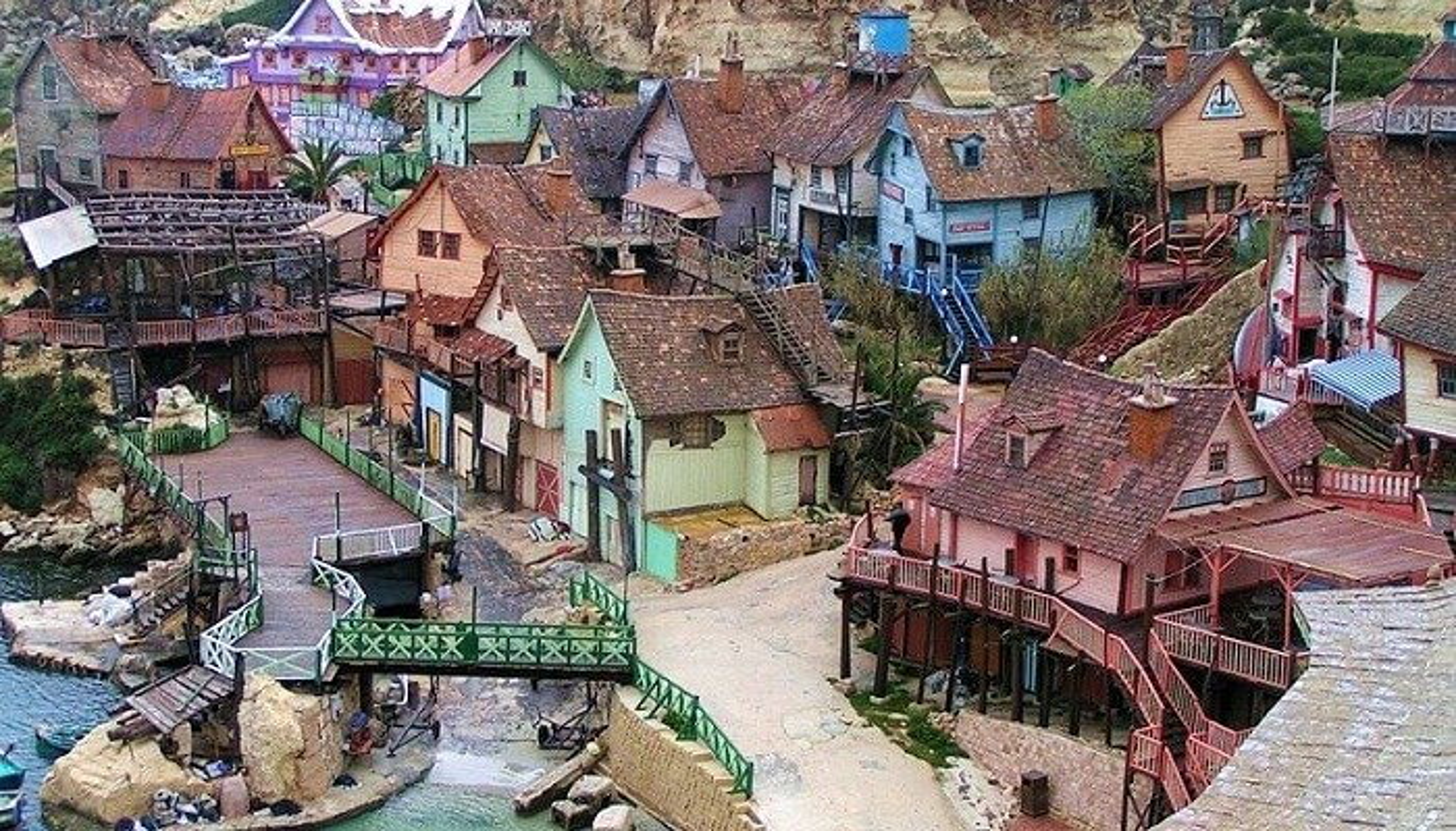 Village Popeye Malte
