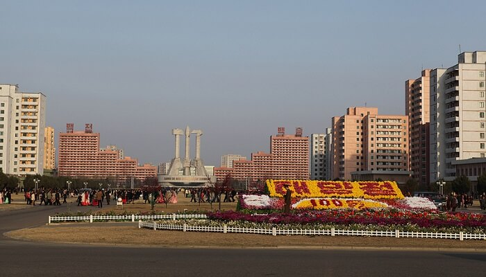Voyage en Corée du Nord, tourisme