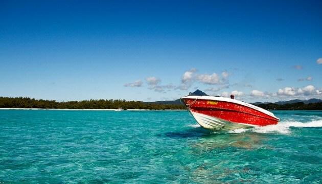 L'île Maurice en voyage itinérant