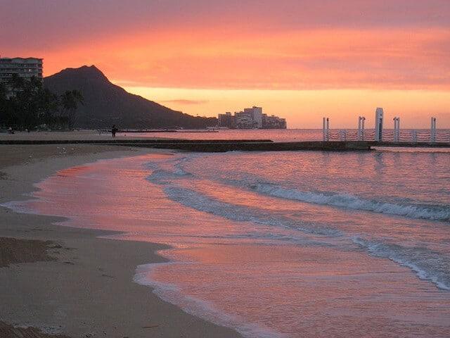Waikiki Beach Hawai