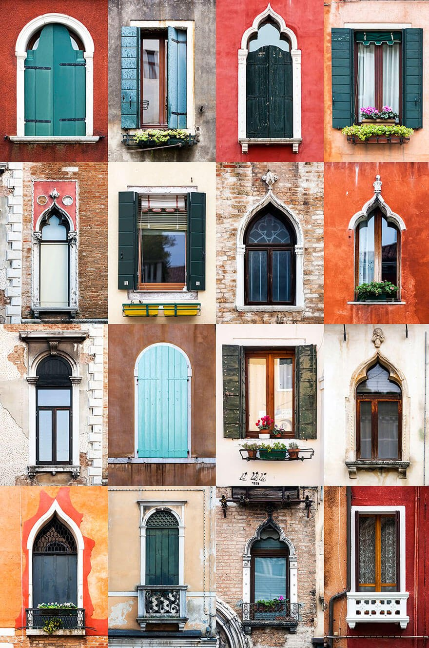 Windows of the World, Andre Vicente Goncalves, fenêtres