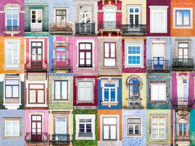 Windows Of The World: des mosaïques de fenêtres