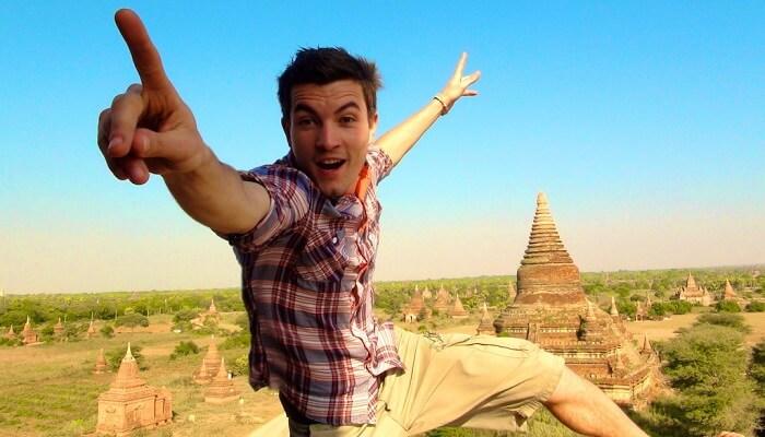Alex, tour du monde, Vizeo, Birmanie, Youtube