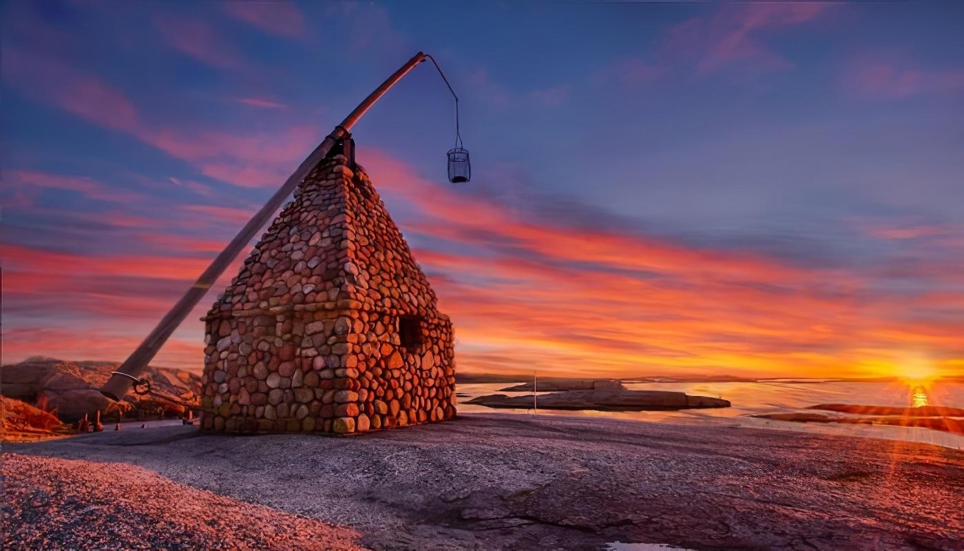 20 photos féeriques de l'architecture en Norvège