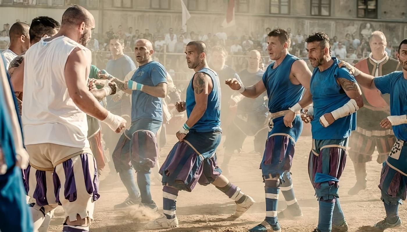 Calcio Storico, Florence, Italie
