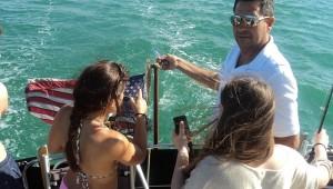 croisière en yacht à Miami