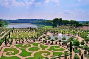 Jardins du chateau de Versailles