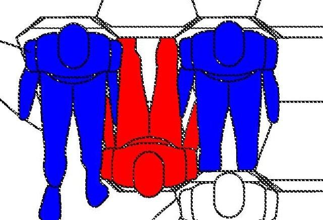 sièges cabine, disposition, Zodiac Seats France