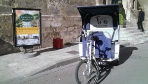 Ubercyclette, arles, Napoléons
