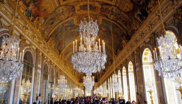 Visiter le Château de Versailles avec un billet coupe-file