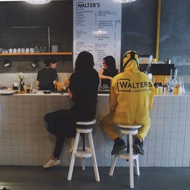 Walter's Coffee, café Breaking Bad, Instanbul