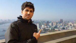 Alessandro Ford, Erasmus, Coree du Nord