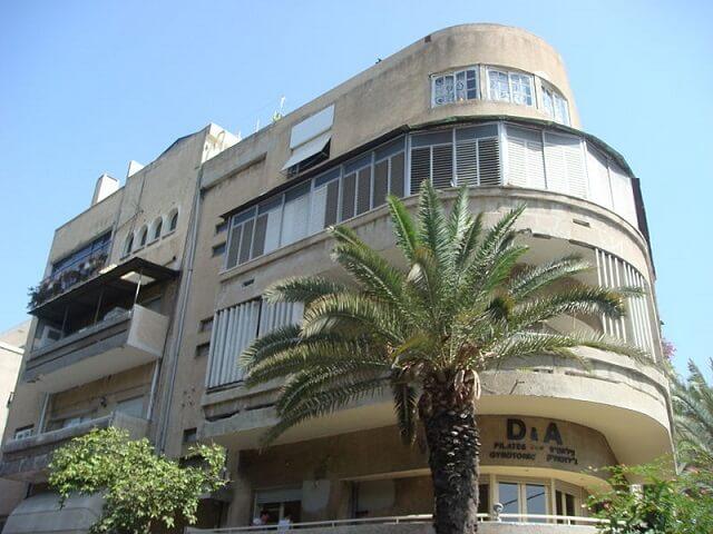 Bauhaus, Tel-Aviv