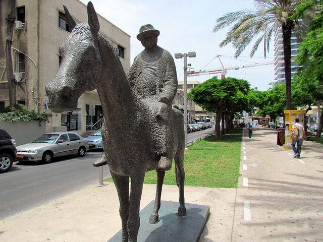 boulevard Rothschild, Tel-Aviv