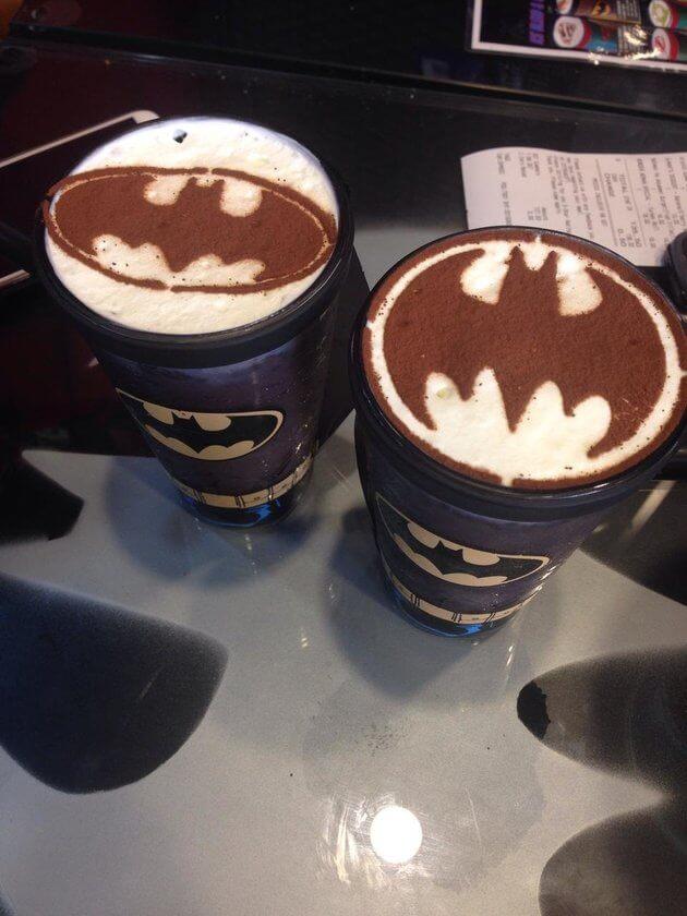 café Batman, Kuala Lumpur, Malaisie