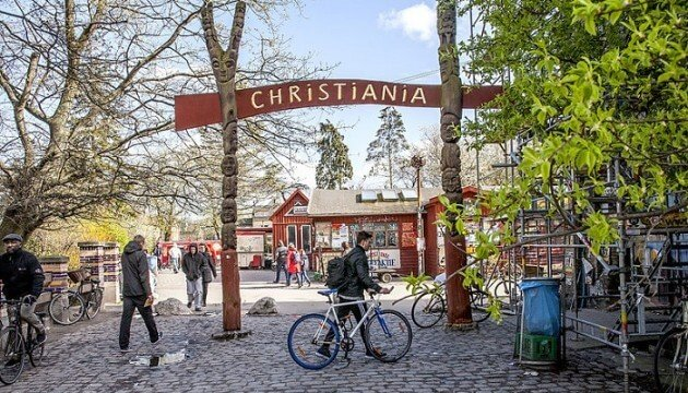 Christiania, le quartier «libre» de Copenhague