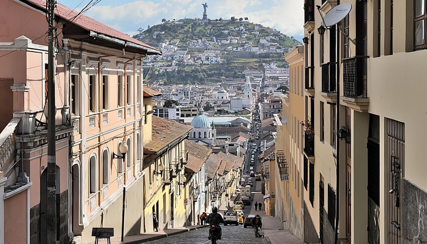 équateur, Quito, expat