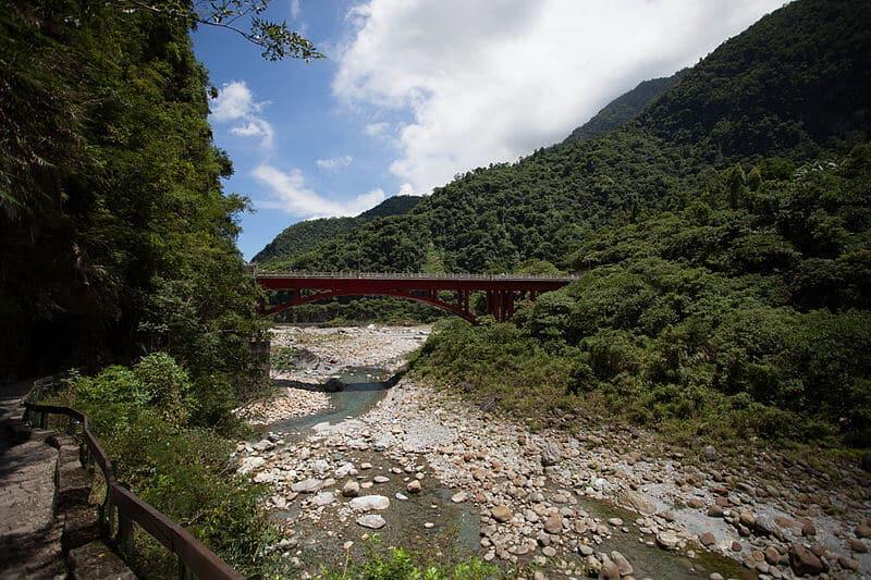gorges de Taroko, Taiwan