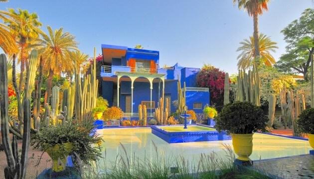 Visite des Jardins et des remparts de Marrakech