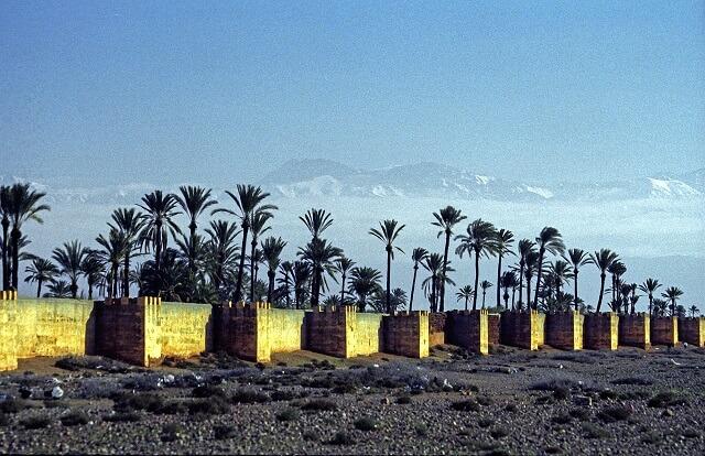 jardins d'agdal, Marrakech