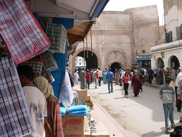 medina, essaouira