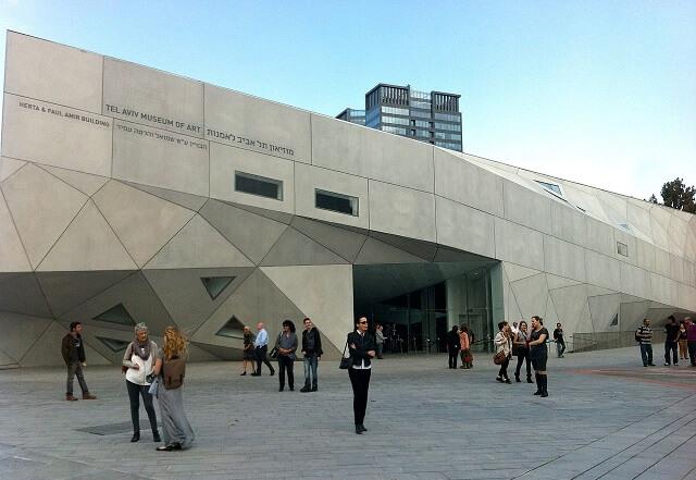 musée d'art, Tel-Aviv