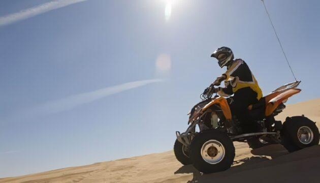 Tour en buggy ou en quad dans les environs de Marrakech