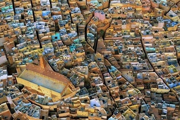 Les villages fortifiés de la vallée du M'zab