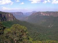 blue mountains, australie, sydney