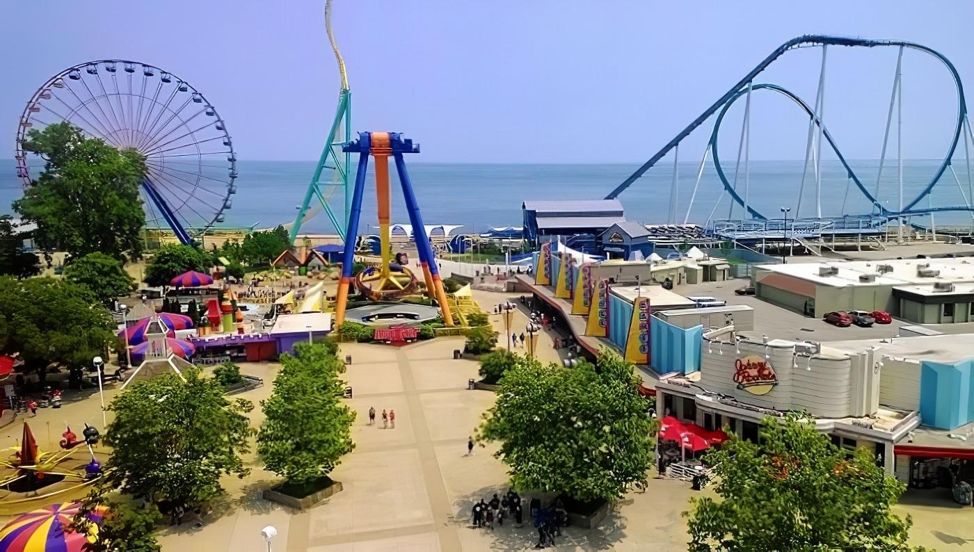 Cedar Point, le parc d'attractions de tous les records