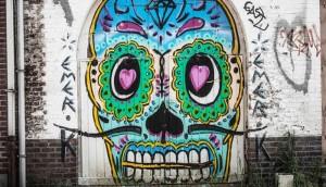 Doel, une ville belge dédiée au Street Art
